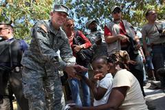 Autoridades haitianas disminuyen alerta declarada por 'Irene'