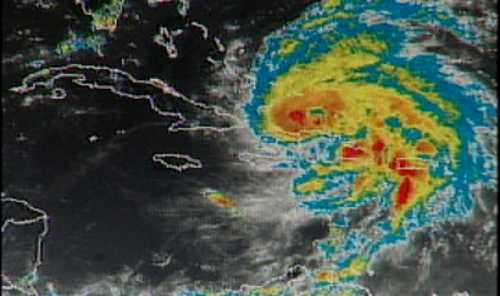 COE mantiene niveles de alerta por aguaceros a pesar que ONAMET descontinúo los avisos de huracán