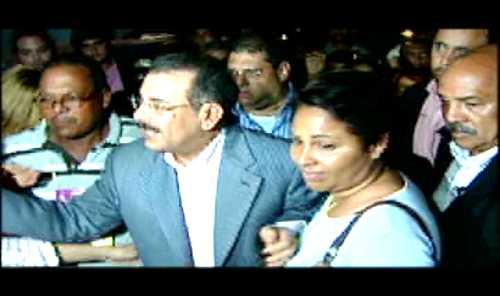 Wikileaks revela criticas de Danilo Medina a actuaciones del presidente Leonel Fernández
