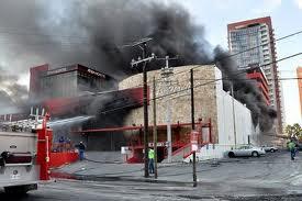 Los Zetas incendiaron casino para extorsionar a propietarios, según pesquisas
