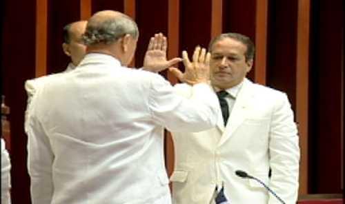 Reeligen a Pared Pérez y Abel Martínez al frente del Congreso