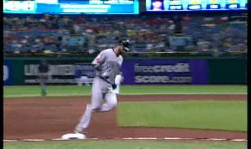 Video: Entérese de lo que pasó en las Grandes Ligas con Víctor Báez