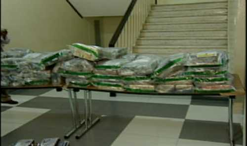 DNCD decomisa 411 kilos de cocaína en el muelle de Haina Oriental