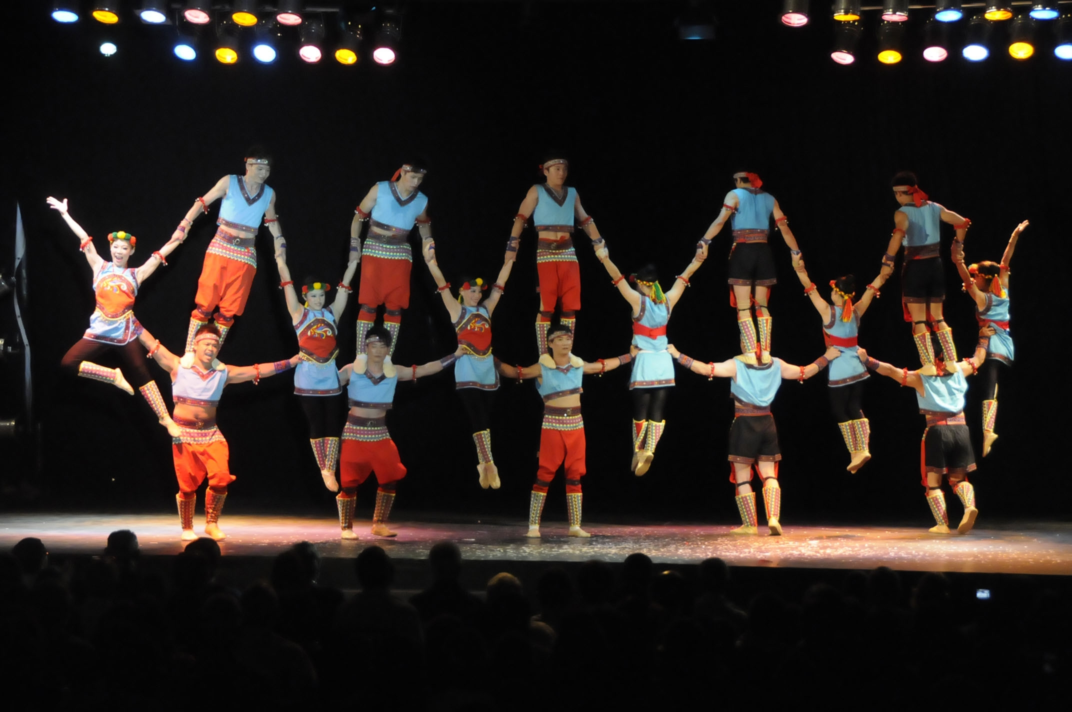 Centro Cultural Perelló presenta Grupo Acrobático de Taiwán