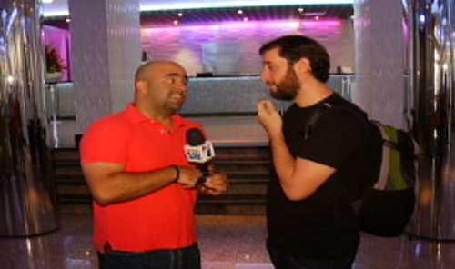 Entrevista a Carlos Sánchez al estilo de Raulito Grisanty