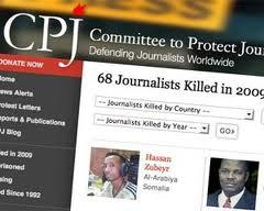 CPJ recuerda periodistas encarcelados en Irán tras liberación excursionistas