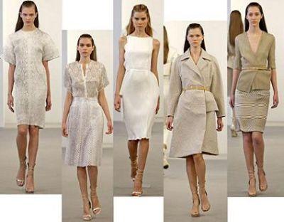 Calvin Klein cierra la pasarela de Nueva York con apuesta a la mujer sensual