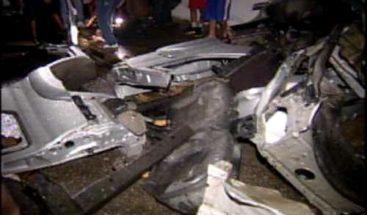 PN continúa encontrando piezas vehículo Ubrí Boció y cancela 21 miembros de la institución