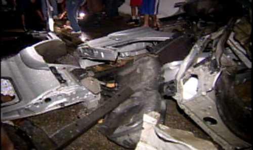 Encuentran jeepeta desmantela de asesinado oficial DNCD; apresan hombre compró vehículo