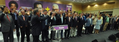 Peledeístas de Nueva Inglaterra unidos por candidatura Danilo Medina