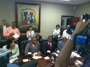 Diputados haitianos debaten este viernes si aprueban o no designación primer ministro