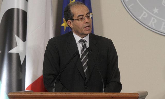 Primer ministro interino advierte a los libios que la batalla no ha acabado