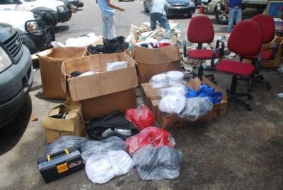 """DNCD desmantela fábrica donde incrustaban kilos cocaína en """"cachuchas"""""""