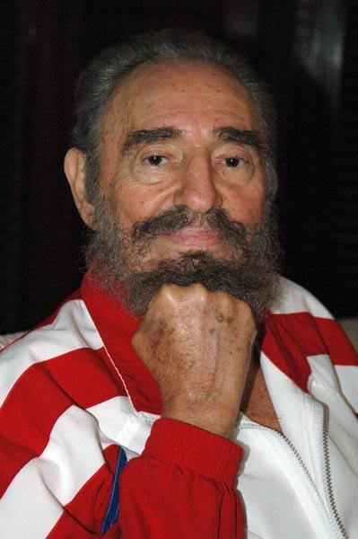Chávez dice que Castro