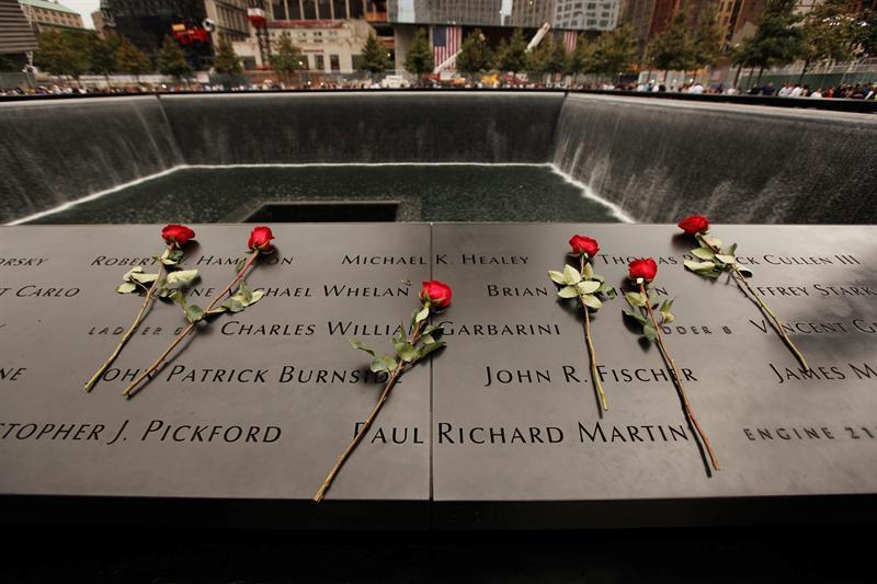 Los homenajes por el 11-S inundan Nueva York más allá de la