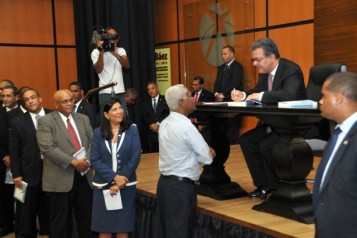 Presidente Fernández recomienda ampliar Ley de Libre Acceso a la Información