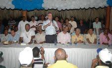 Luis Abinader dice Hipólito impulsará puerto modelo y zona franca en Barahona