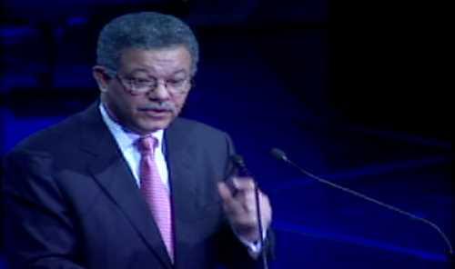 Presidente LF advierte crisis alimentaría generaría protestas; aboga por consenso internacional para reducir precios