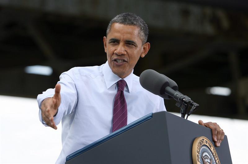 Obama critica a republicanos por pugnas partidistas sobre presupuesto federal