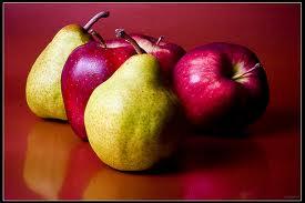 Estudio revélela: Peras y manzanas protegen de derrames y embolias