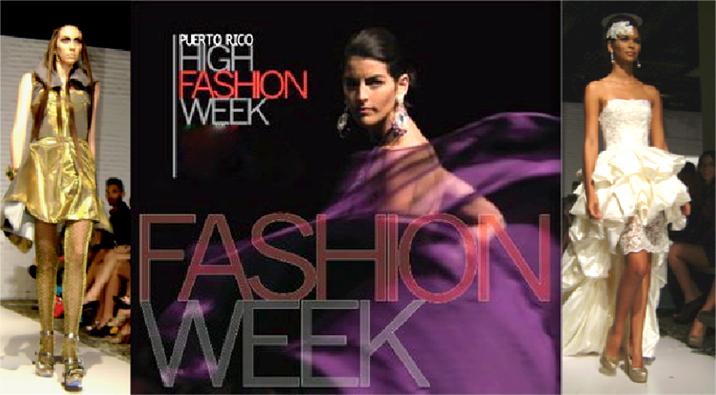 Puerto Rico High Fashion Week convierte a la isla en capital de moda latina
