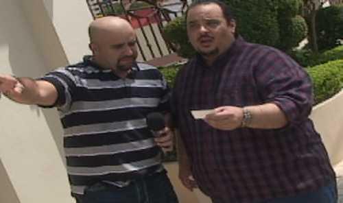 Raulito Grisanty en entrevista con Freddyn Beras