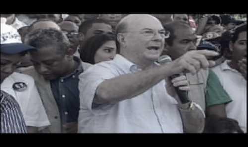 Cable de Wikileaks revela Hipólito Mejía crítica a Miguel Vargas Maldonado