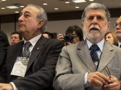 Ministros de Defensa de Argentina y Brasil destacan alianza bilateral