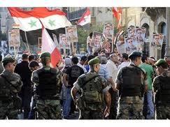 Mueren 30 personas por represión de fuerzas del régimen en Siria