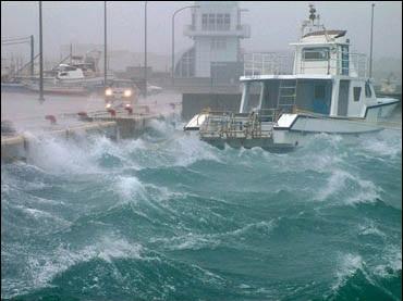 El peor tifón en Japón en siete años causa 28 muertos y 56 desaparecidos
