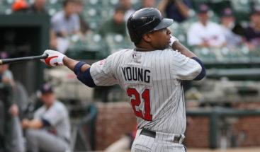 Delmon Young cubrirá a Magglio Ordóñez en Serie de Campeonato de la Liga Americana
