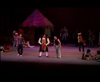 Musical Montesino llega a las tablas del Teatro Nacional