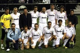 El Real Madrid aterriza en España