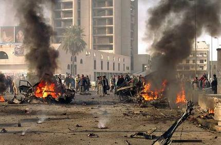 Al Maliki considera que los atentados de este jueves tienen una naturaleza política