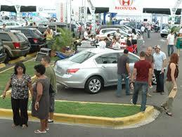 Banco Popular realiza su autoferia de vehículos 2011