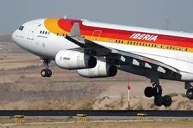 Aterriza en Montevideo el primer vuelo de Iberia en año y medio