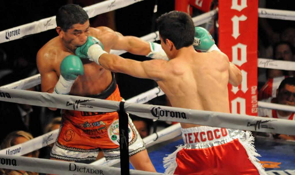 El mexicano Hernández pierde por KO el título mundial ante púgil tailandés