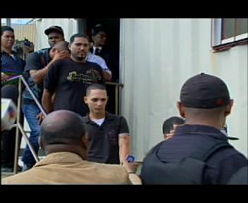 Van a prisión supuestos sicarios por porte ilegal de armas y no asesinatos (video)