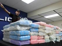 Capturan 5 dominicanos con unos supuestos 300 kilos de cocaína