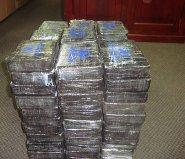 Ocupan 100 kilos de cocaína durante operativo en San Cristóbal
