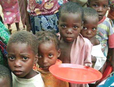 Una crisis alimentaria amenaza a millones de personas en el África Occidental
