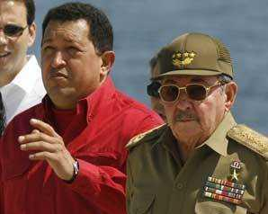 Cuba y Venezuela definen sus proyectos de colaboración bilateral para 2012