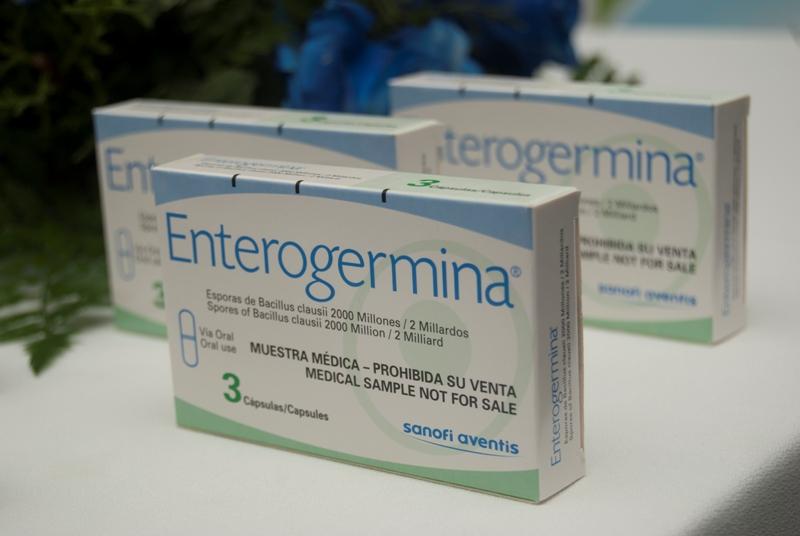 """Probiótico """"Enterogermina"""": para el manejo de la diarrea"""