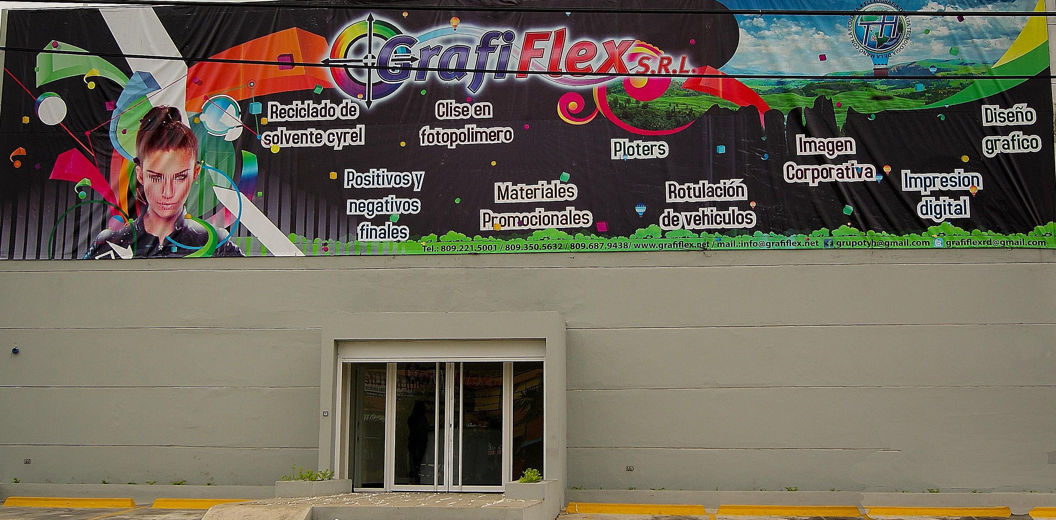 Tras 9 años en el mercado nacional Grafiflex inaugura sus nuevas instalaciones