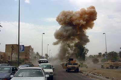 EE.UU. lanza una nueva ronda de bombardeos aéreos sobre Irak