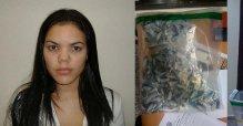 Operan de emergencia joven detenida con supuestas bolsas de heroína en estómago