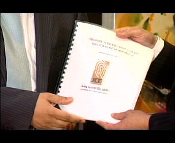 Legisladores dudan que se apruebe modificación a la Ley Electoral en el actual proceso