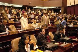 Legisladores PLD exigen al PRD y PC mostrar pruebas de recursos Estado en campaña (video)