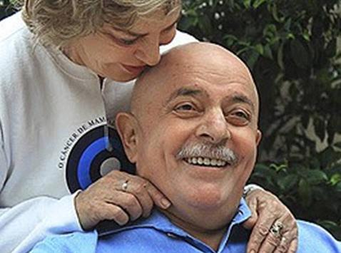 Lula es hospitalizado para la tercera y última sesión de quimioterapia