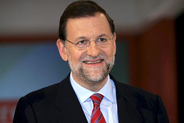Mariano Rajoy investido presidente del Gobierno español